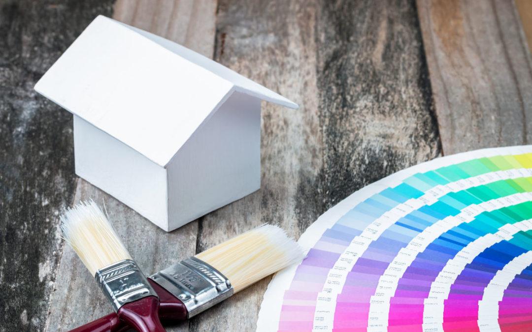 5 ting å huske på når du skal male huset utvendig